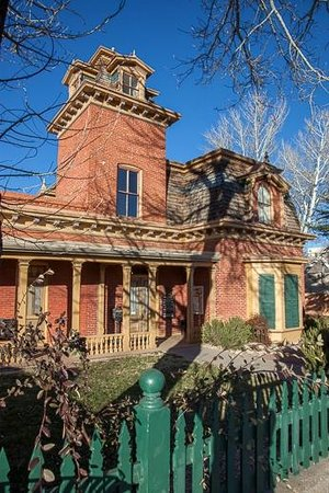 Silver City Museum: The Museum