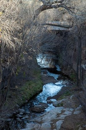 Silver City Museum: The Big Ditch