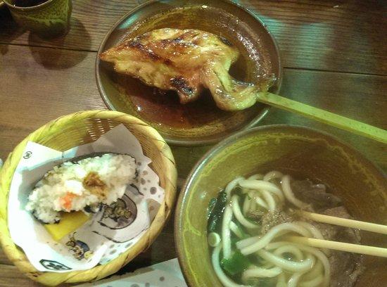 Irori Sanzoku: 定番