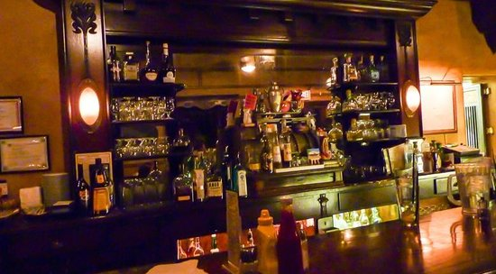 Buckhorn Saloon & Opera House: The Bar