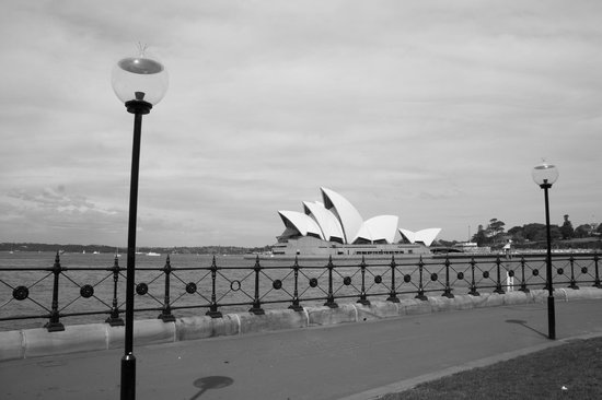 Opera House from The Rocks, Sydney