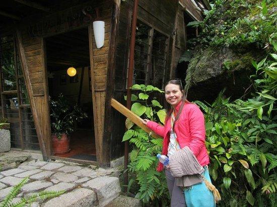 Rupa Wasi  Lodge : Entrada