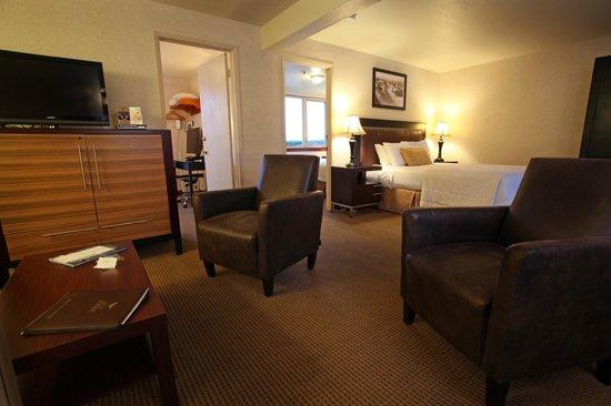 Inn at Seaside: Two bedroom suite