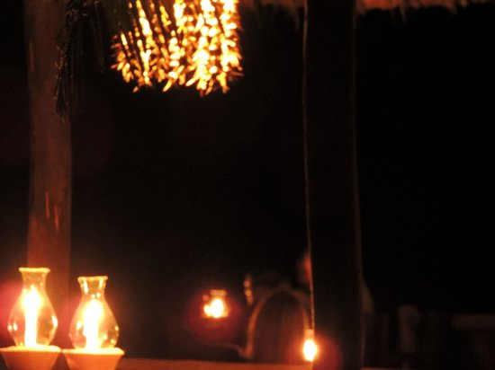 Restaurante El Alquimista : VIsta Nocturna