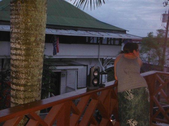 Hotel Palma Royale : Balcony