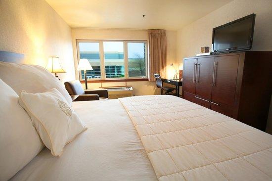 Inn at Seaside: King Bed