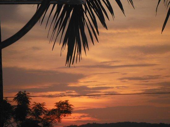 Hotel Palma Royale : Balcony sunrise