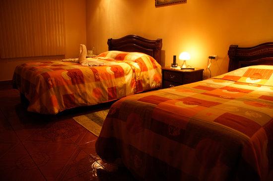 Hotel Las Brumas: MAYOR TRANQUILIDAD