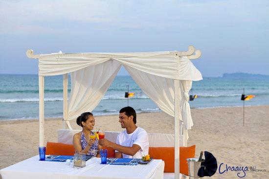 Trinco Blu by Cinnamon: Romantic Beach dining