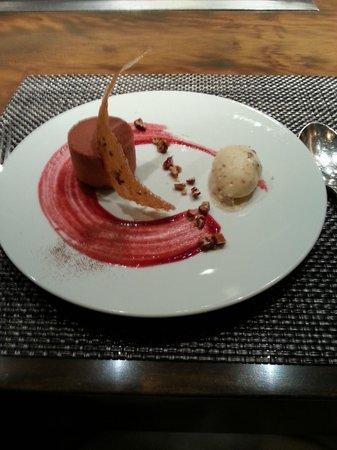 Hotel La Suite Kobe Harborland: コースのデザートです!