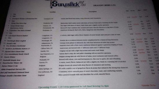 Photo of Restaurant Sunswick at 3502 35th St, Astoria, NY 11106, United States