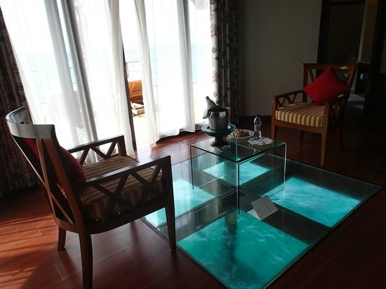 Robinson Club Maldives : 部屋
