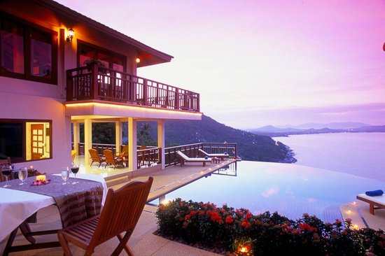 Sandalwood Luxury Villas: Sandalwood Infinity Pool