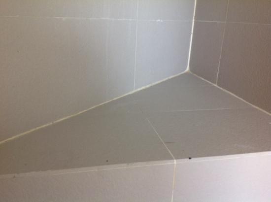 Cape Dara Resort: ванная комната ( в общественных туалетах бывает чище...)