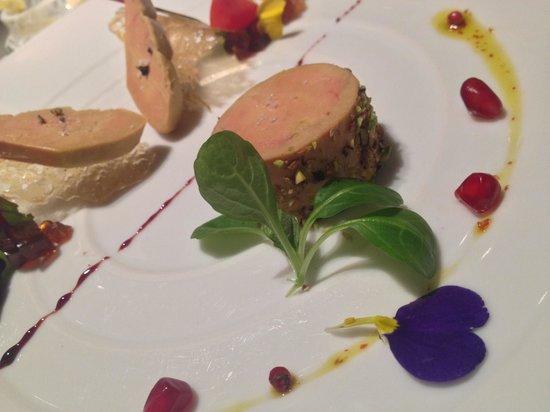 Tateru Yoshino Ginza: Fois gras