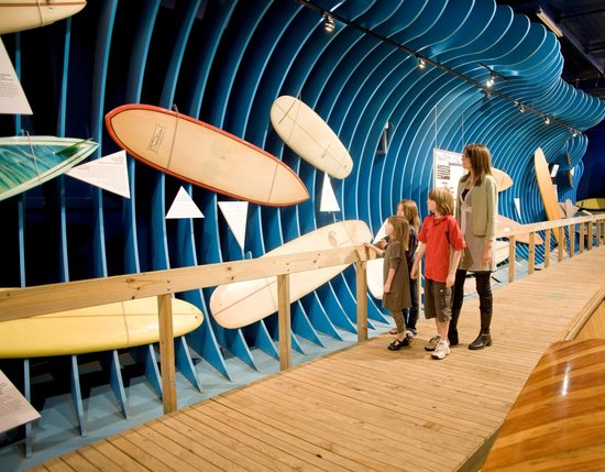 ‪Australian National Surfing Museum‬