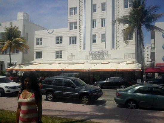 Beacon South Beach Hotel : Vista Exterior