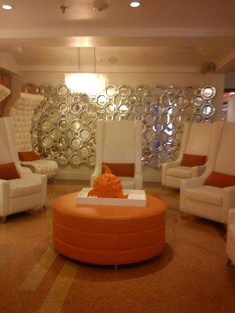 Beacon Hotel: Sala de Estar