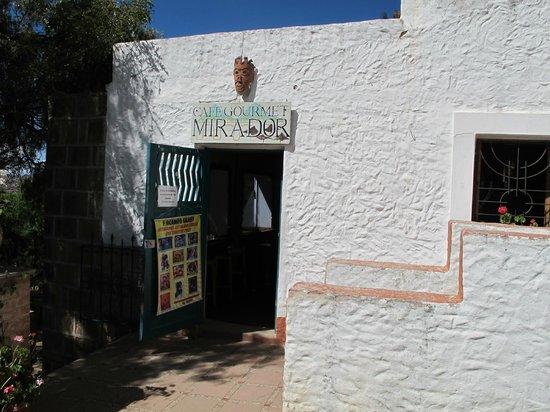 Cafe Mirador