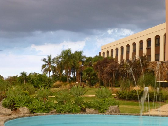 Sheraton Colonia Golf & Spa Resort: Vista del hotel