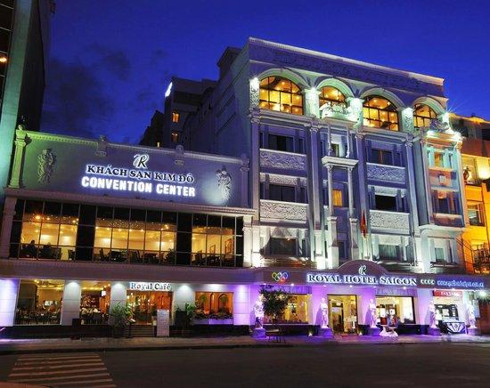 Royal Hotel Saigon ( Kimdo Hotel): Hotel Exterior