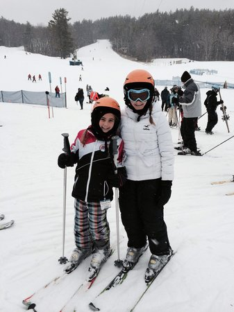 Mount Sunapee State Park and Ski Area: Hitting the slopes