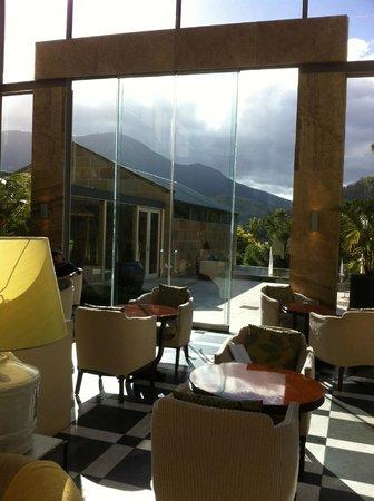 Islington Hotel: Sitting/Breakfast/Dining Room