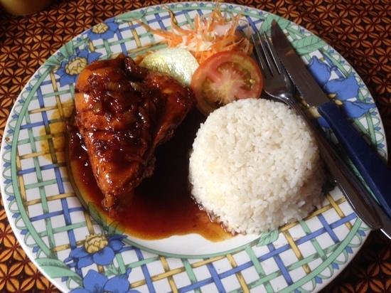 Bedhot Resto: Jogja style curry