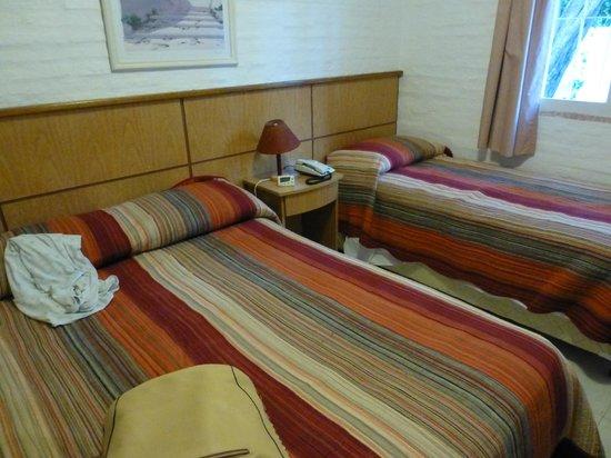 Hotel Roosevelt: Habitación triple