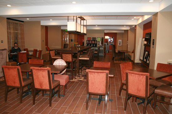 Hampton Inn Union City: Dining Area