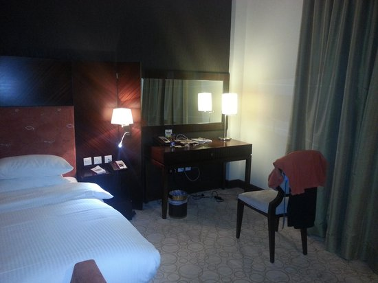 Swiss-Belhotel Doha: The room