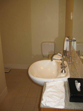 Oaks on Market: Bathroom sink