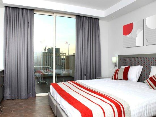 Maris Hotel Haifa: room