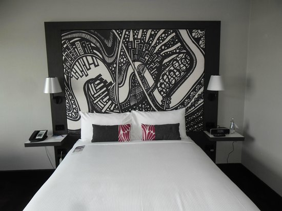 Mercure Brisbane: Bed