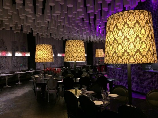 Barcelo Raval: sala ristorante
