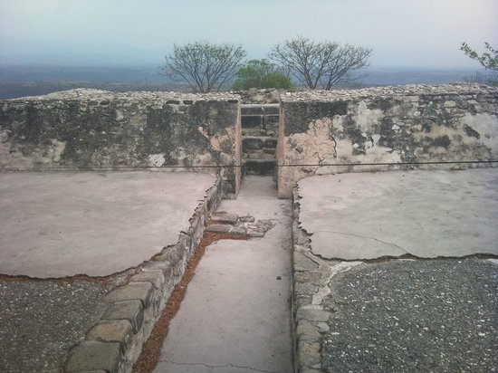 Archaeological Zone of Xochicalco : 7