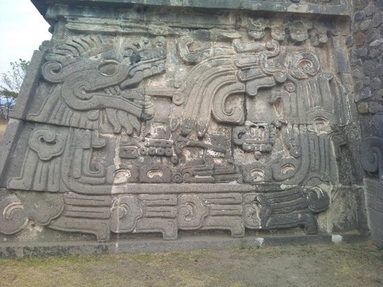 Archaeological Zone of Xochicalco : 9