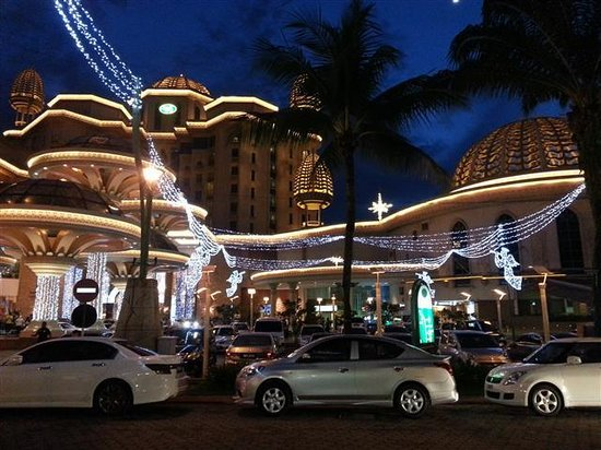 Sunway Resort Hotel & Spa: Hotel Outside