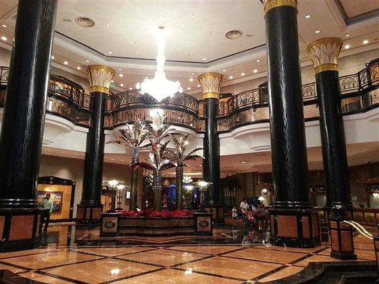 Sunway Resort Hotel & Spa: Hotel lobby