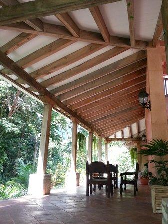 La Villa de Soledad B&B: Lobby