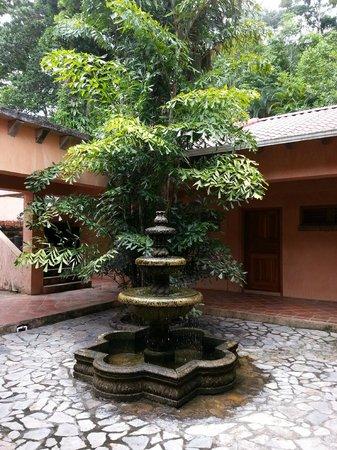 La Villa de Soledad B&B: Patio interior