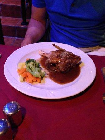 Romantica Restaurant: Клефтико - Ресторан Romantica