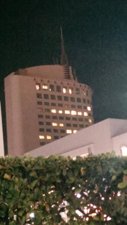 Hotel The Manhattan : 外観