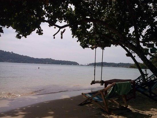 Klong Kloi Cottage: Strand