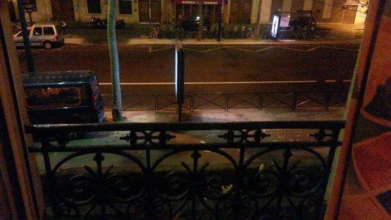 Prince Hotel: Улица Боско