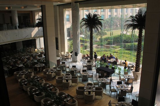 The Grand New Delhi: Main Restaurant