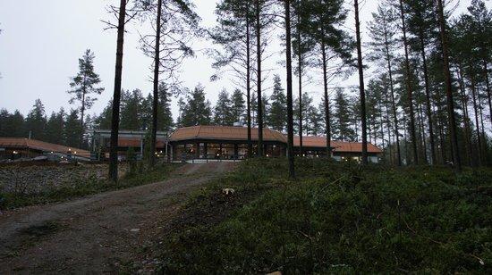 Anttolanhovi : непосредственно отель
