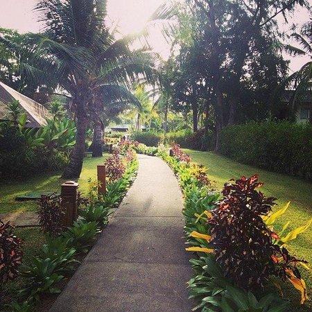 Warwick Le Lagon - Vanuatu: The gardens