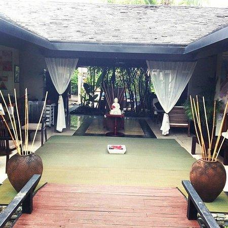 Warwick Le Lagon - Vanuatu: The spa