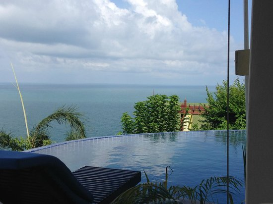 Sandalwood Luxury Villas: What a view when lounging around